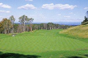 北海道・札幌リージェントゴルフ倶楽部トムソンコース