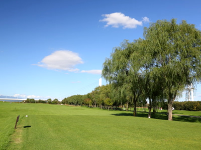 北海道・ニューしのつゴルフ場