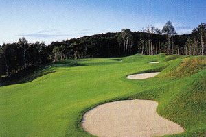北海道・SIRル・ペタウゴルフコース