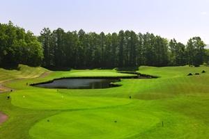 北海道・ルスツリゾートゴルフ72いずみかわコース