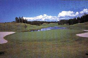 庄内ゴルフ倶楽部(マーブ月山GC)