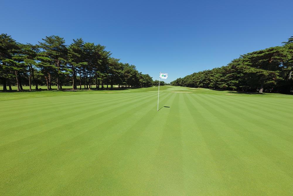 茨城県・取手国際ゴルフ倶楽部