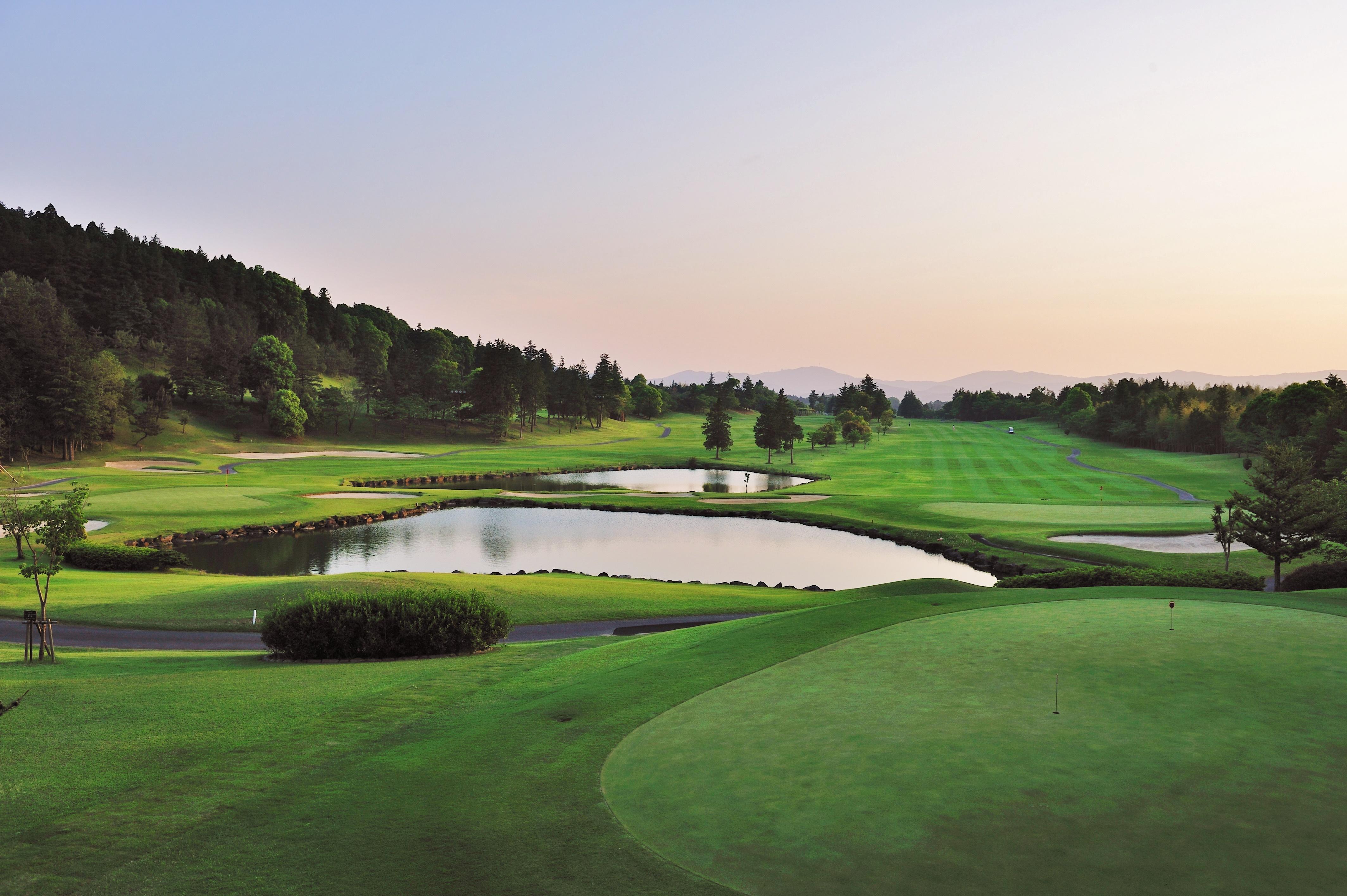 JGMやさと石岡ゴルフクラブ(やさと国際GC)