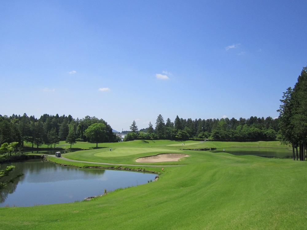 栃木県・ピートダイゴルフクラブロイヤルコース