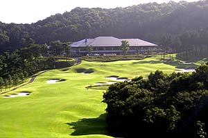 栃木県・エヴァンタイユ ゴルフクラブ