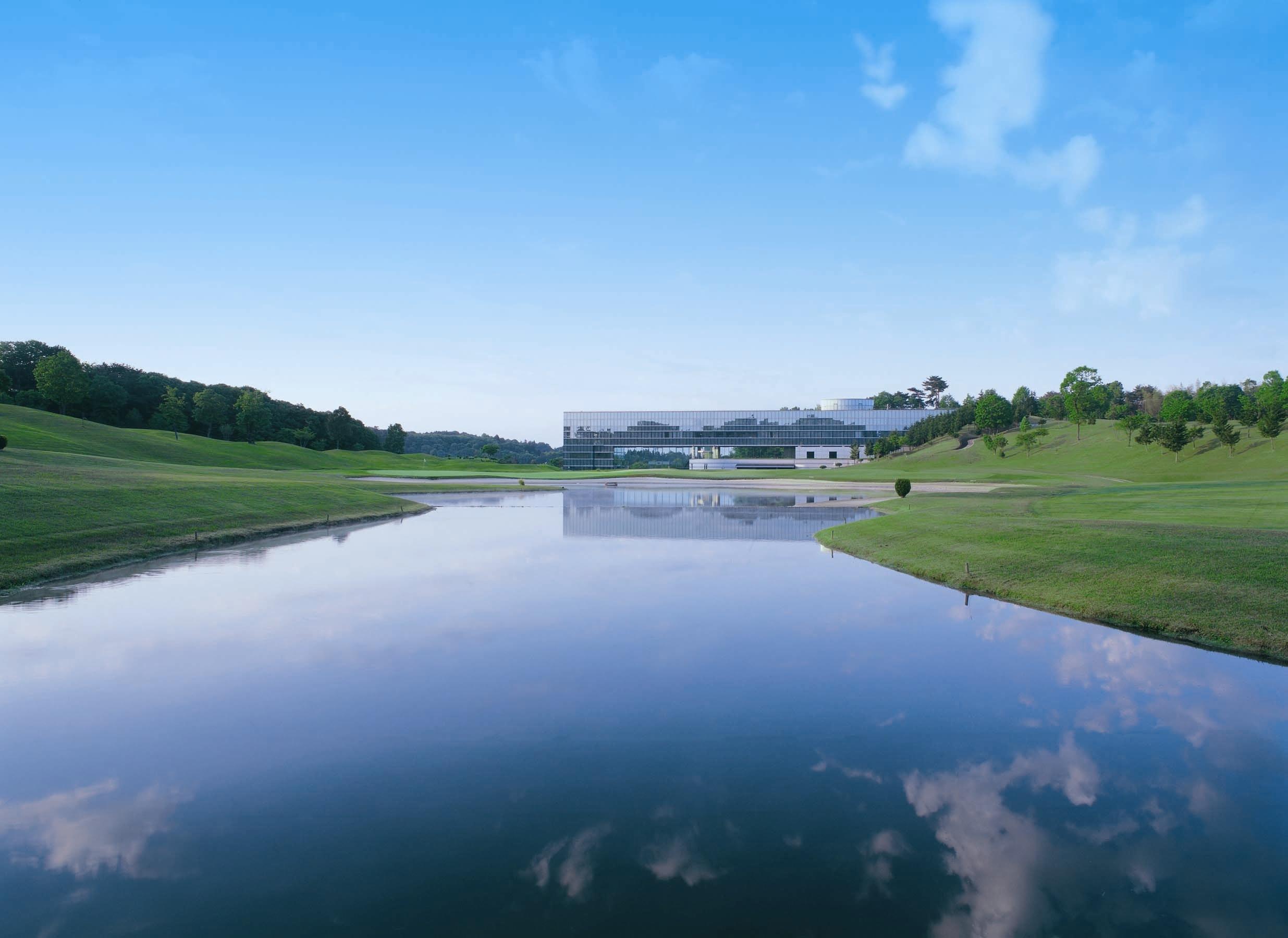 ベルセルバカントリークラブさくらコース(栃木県)