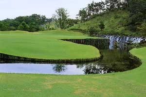 TOCHIGI NorthHills GolfCourse 栃木ノースヒルズ