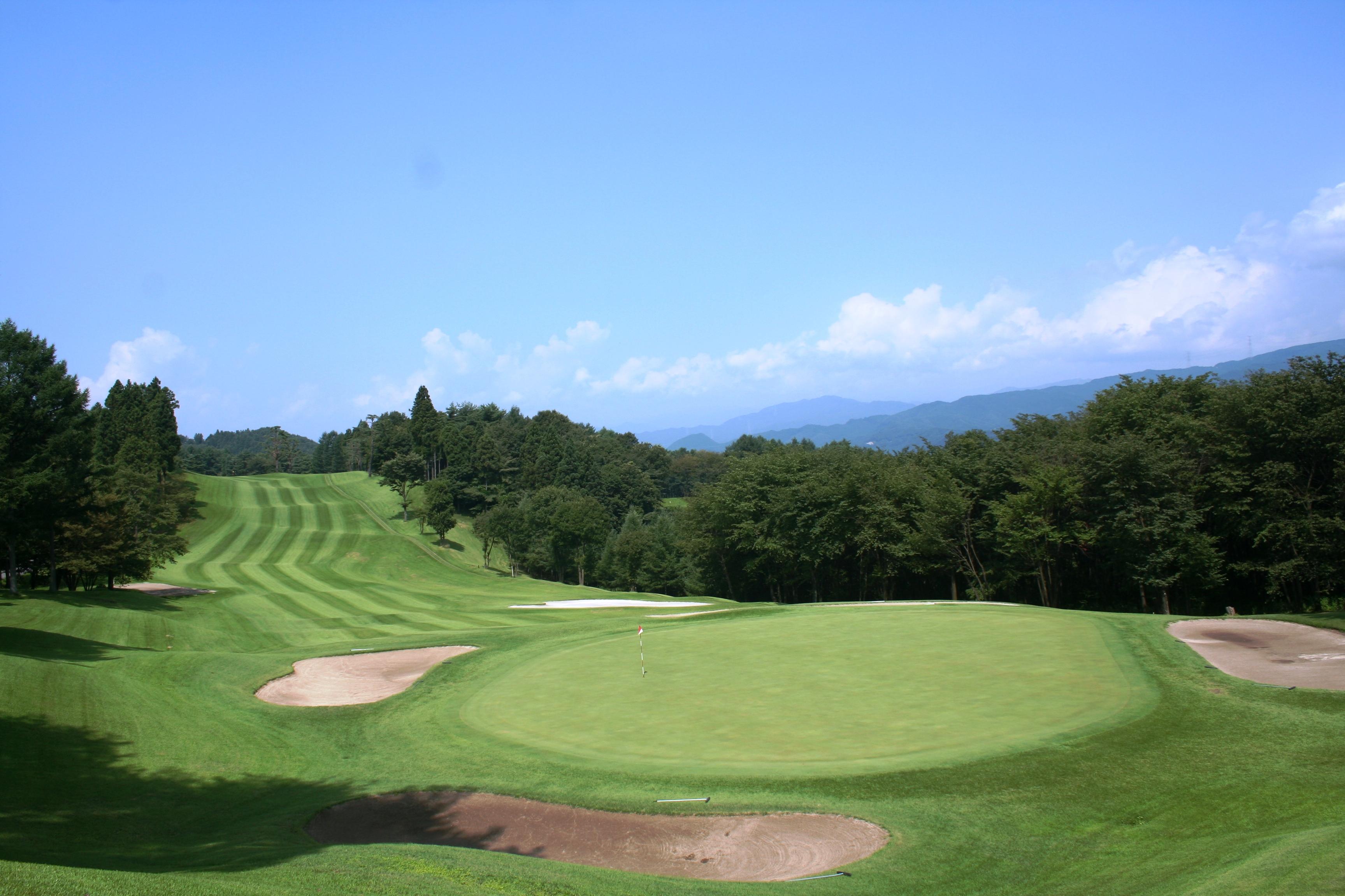群馬県・高山ゴルフ倶楽部