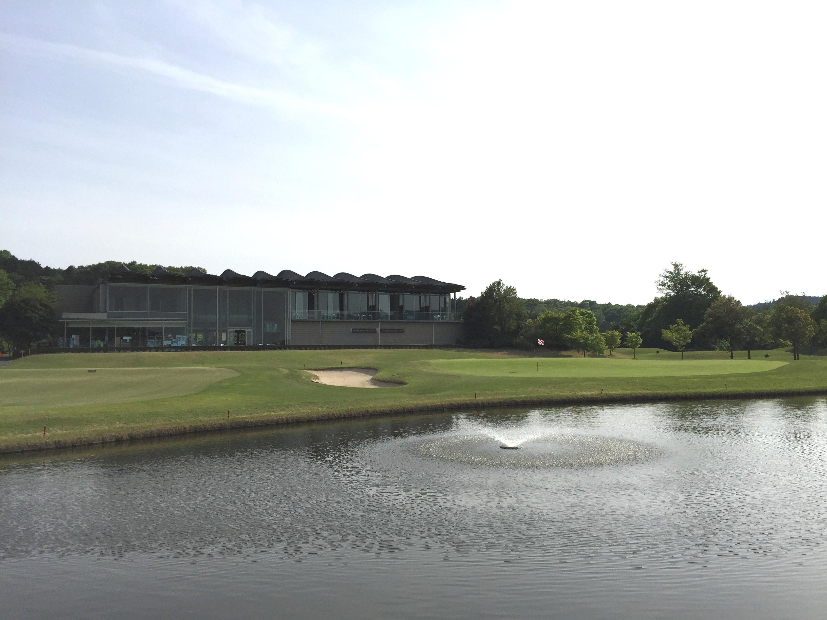 埼玉県・新武蔵丘ゴルフコース