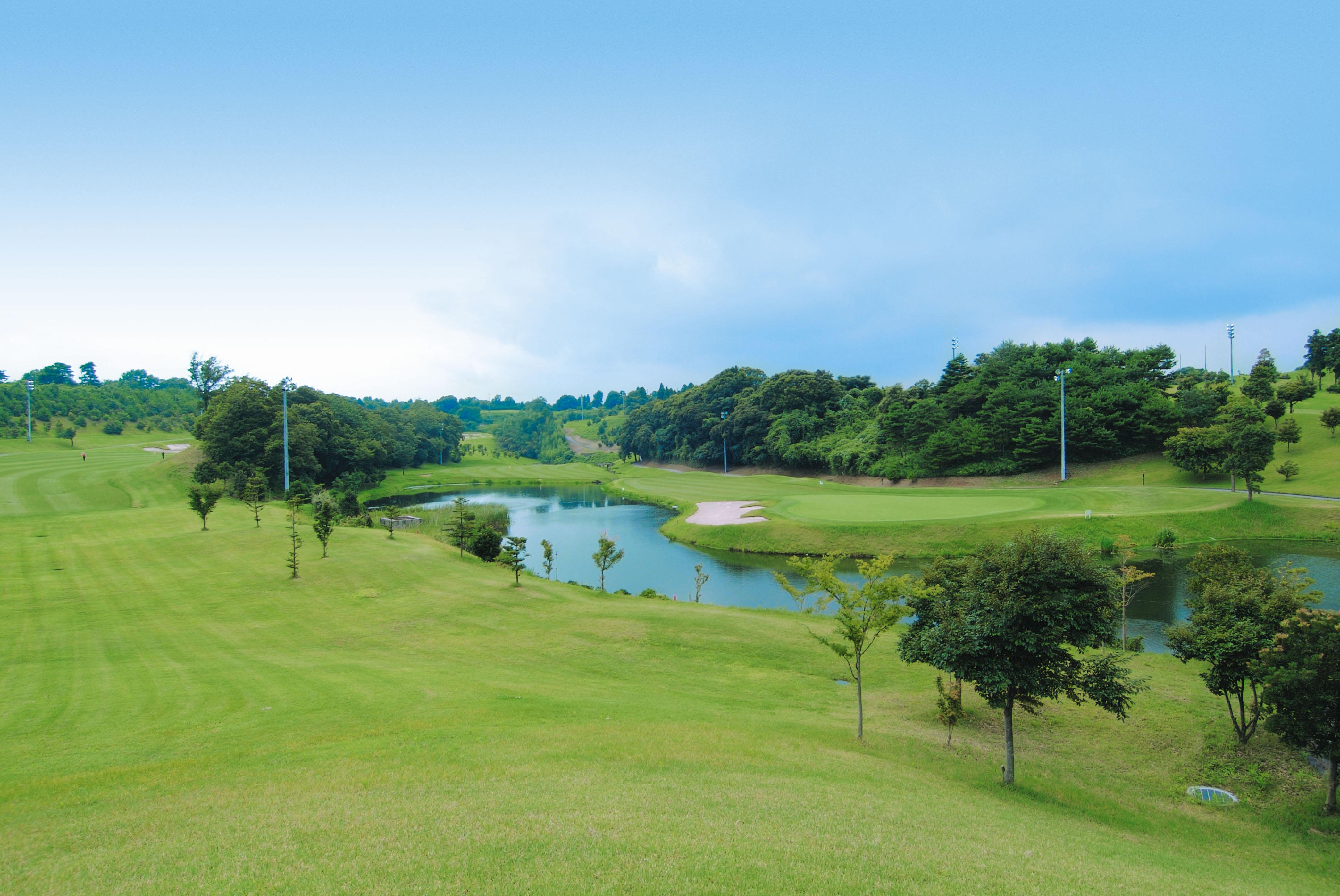 千葉県・ムーンレイクゴルフクラブ 市原コース(セントレジャー市原)