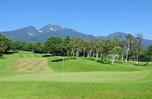 赤倉ゴルフコース