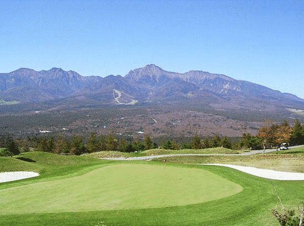 長野県・清里アーリーバードゴルフクラブ