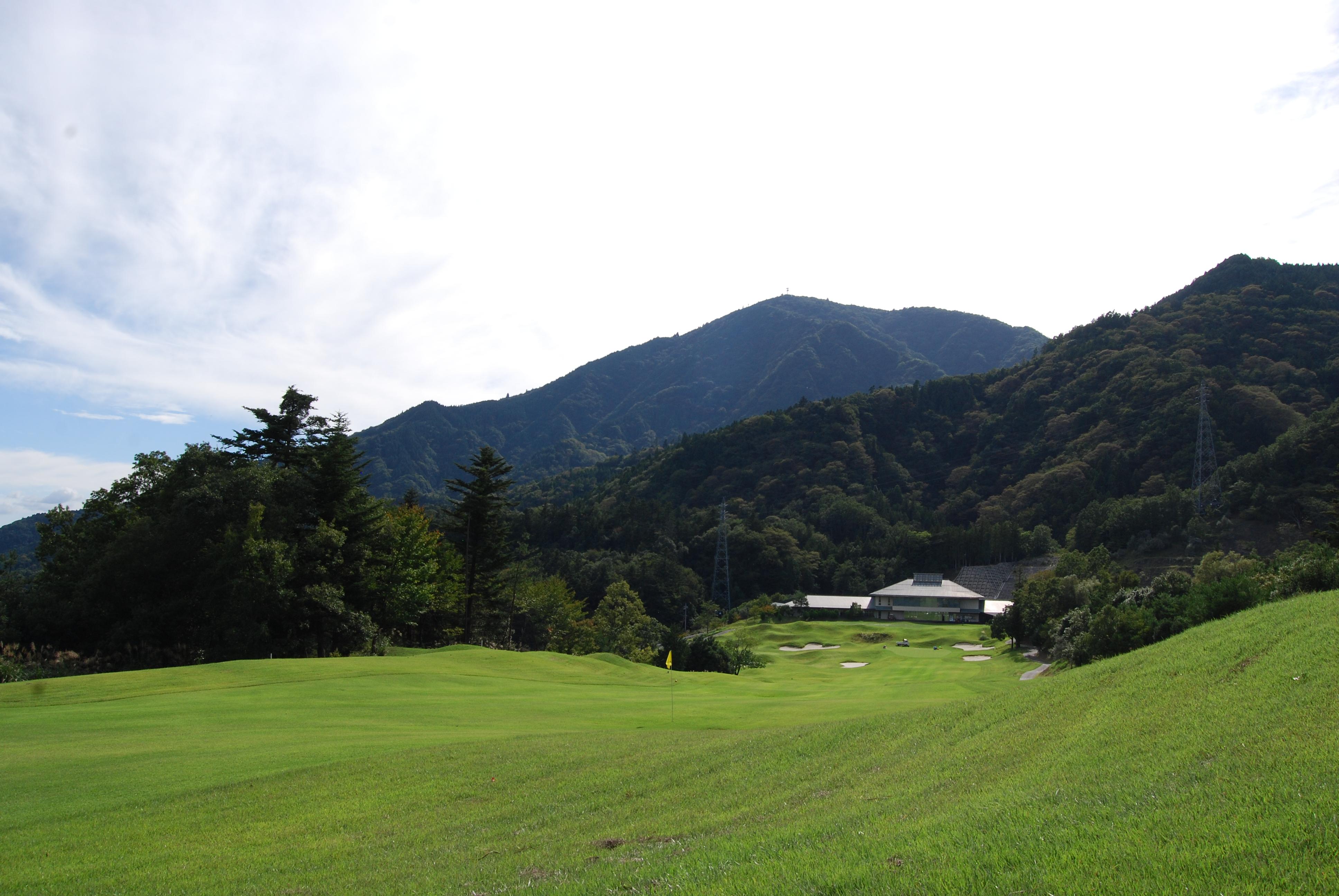 身延山カントリークラブ