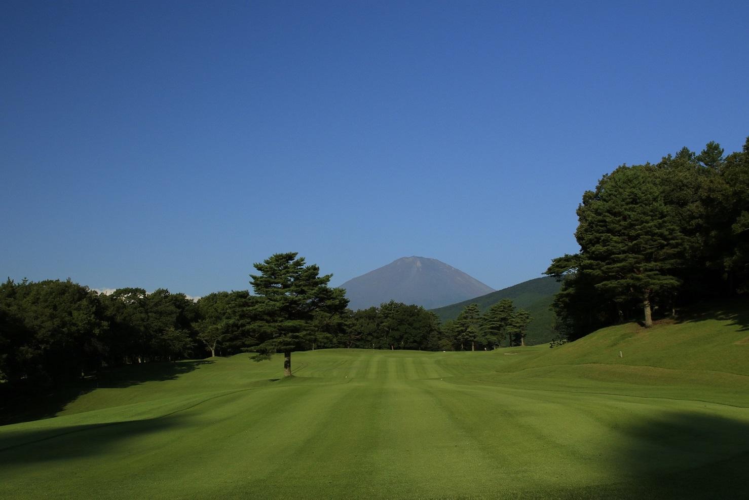 静岡県・東富士カントリークラブ