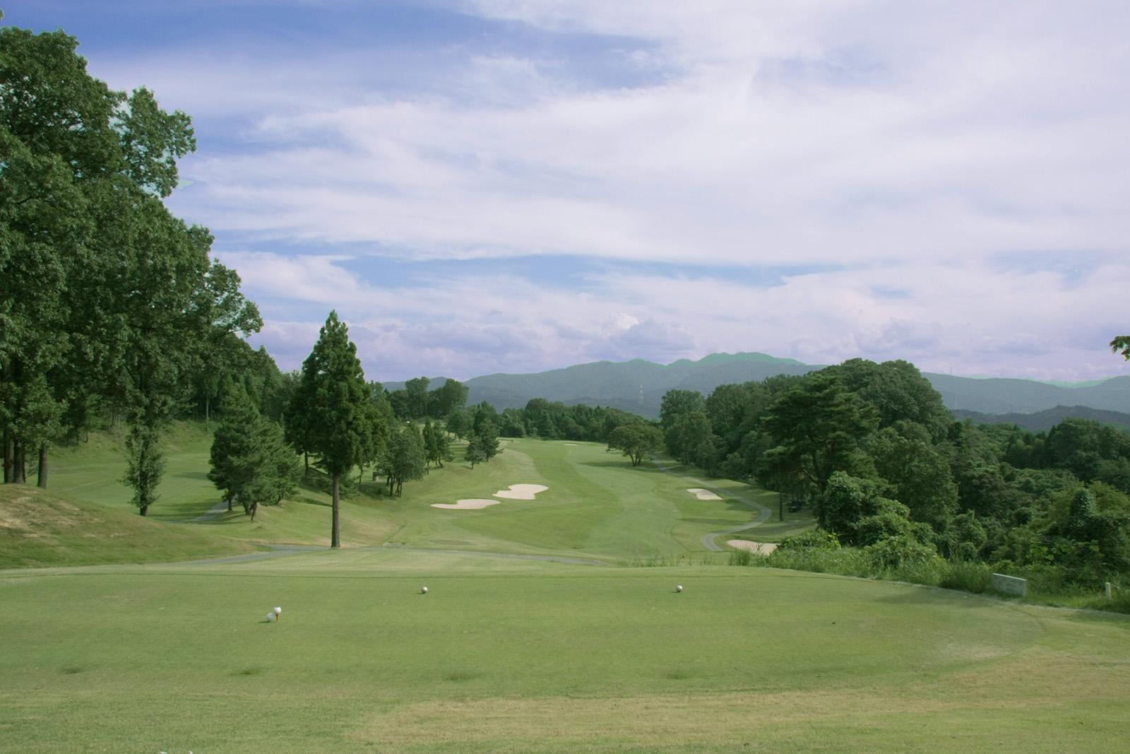石川県・チェリーゴルフクラブ金沢東コース