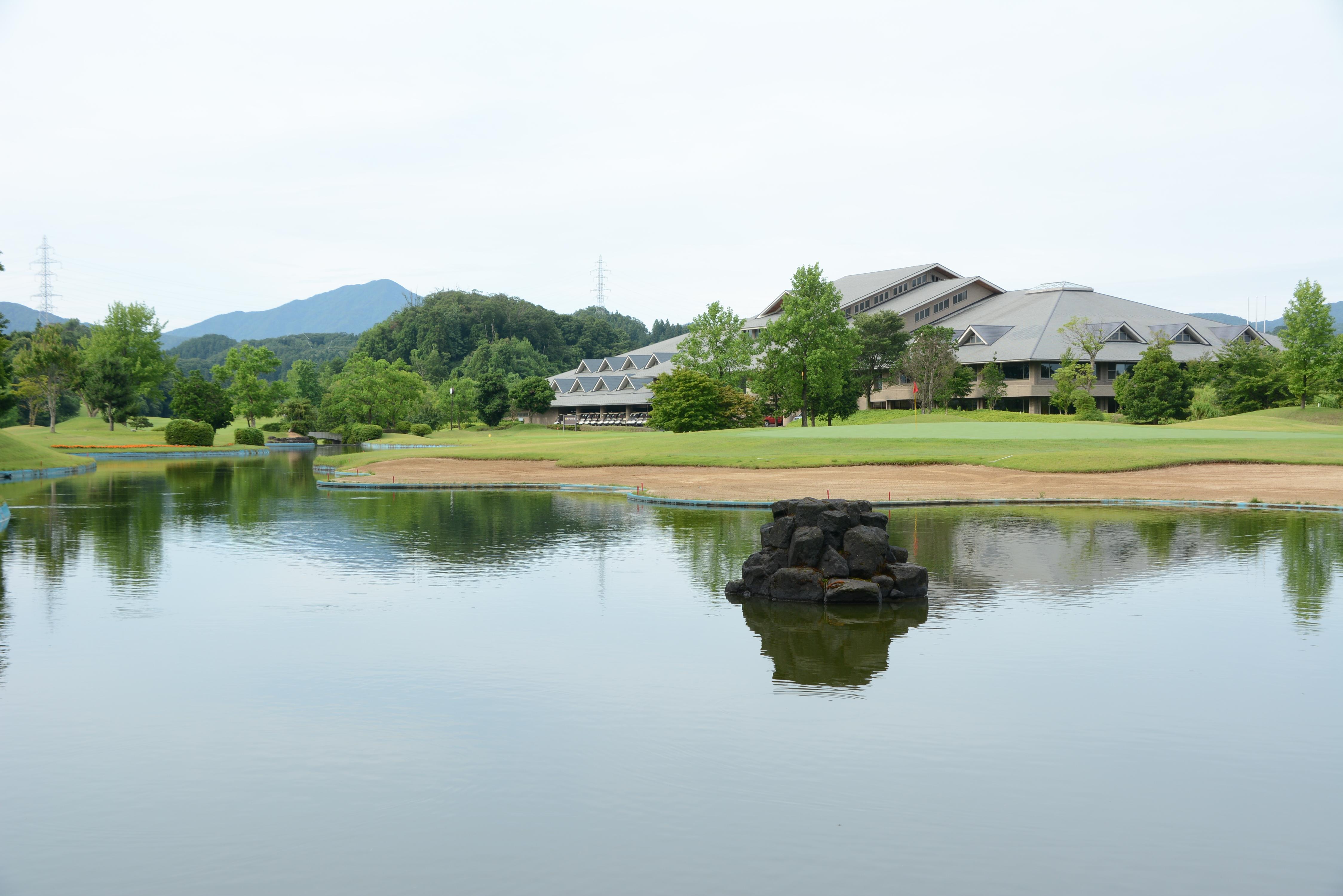 石川県・山代ゴルフ倶楽部