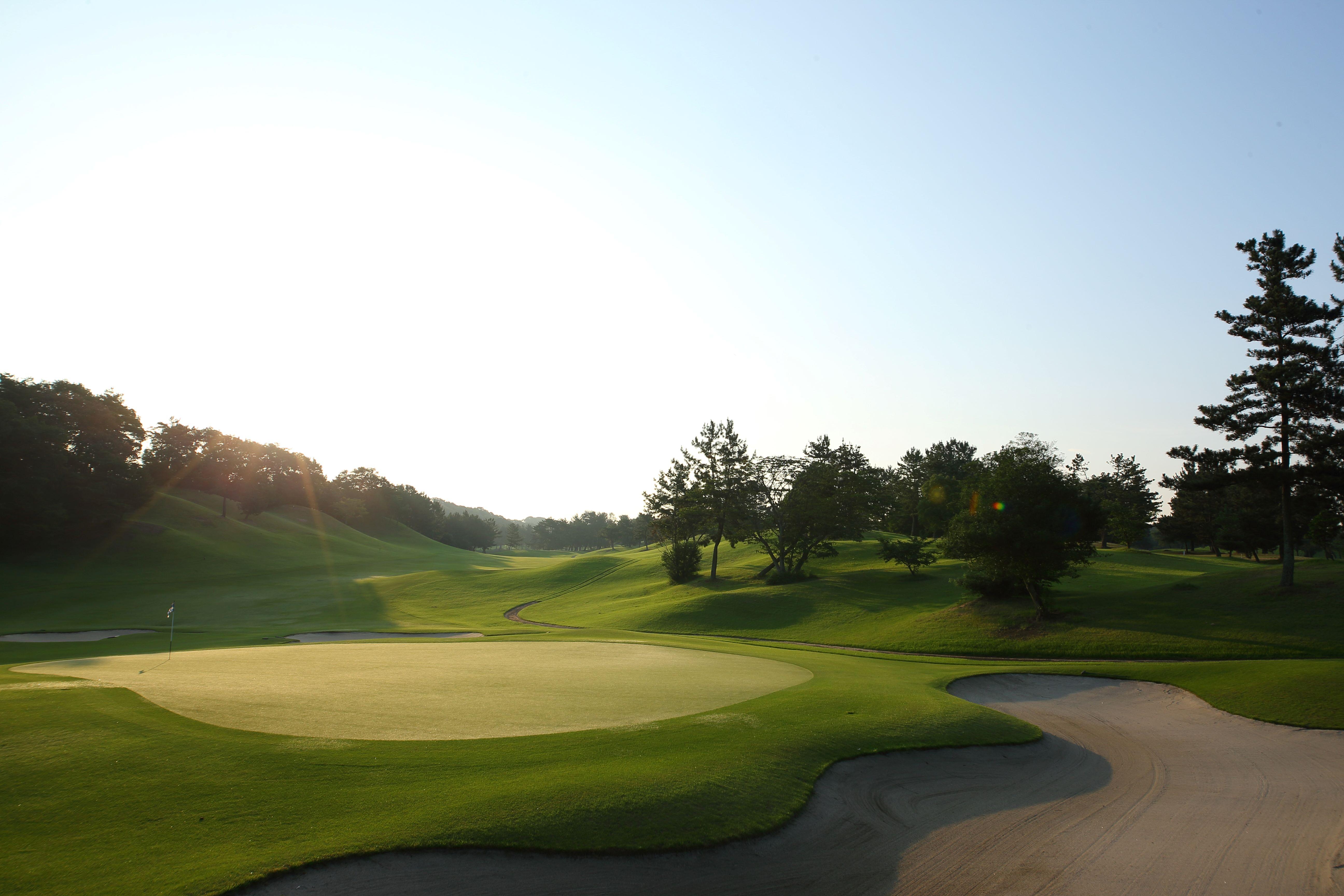 瀬田ゴルフコース北コース