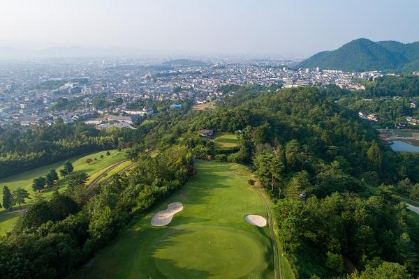 京都ゴルフ倶楽部舟山コース