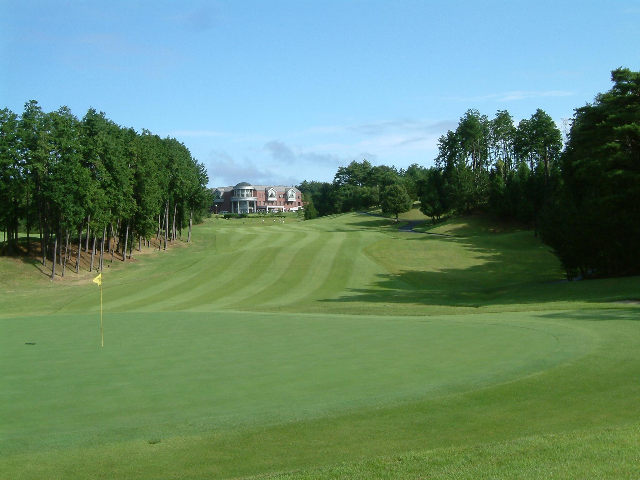 兵庫県・キングスロードゴルフクラブ