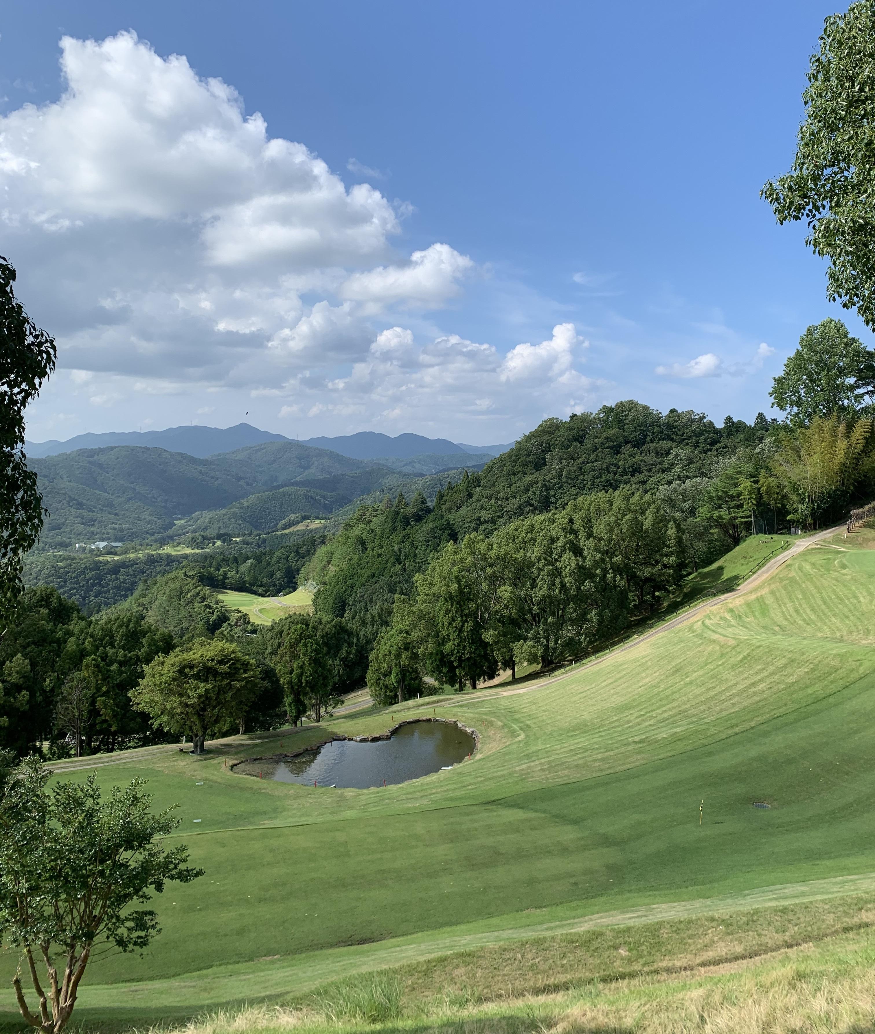 兵庫県・チェリーゴルフときわ台コース