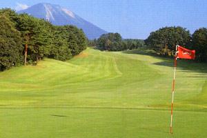 鳥取県・大山平原ゴルフクラブ