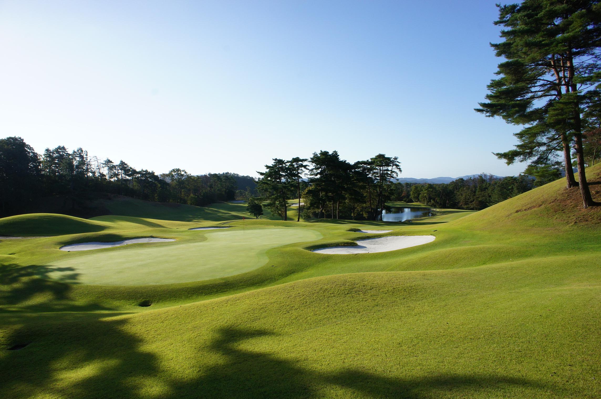岡山県・パインツリーゴルフクラブ