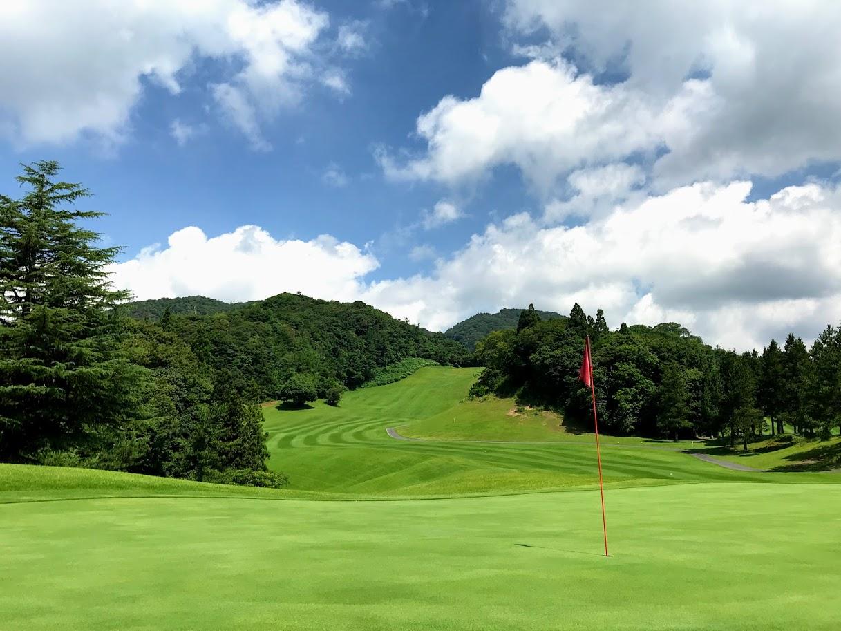 徳山カントリークラブ