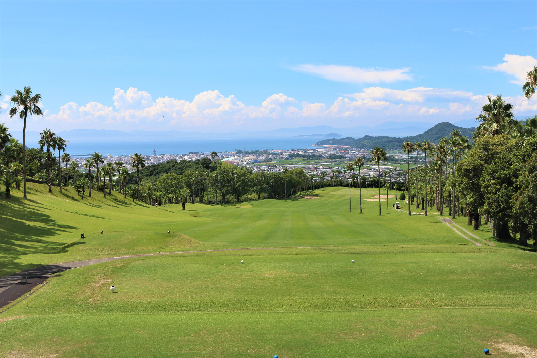 愛媛県・奥道後ゴルフクラブ