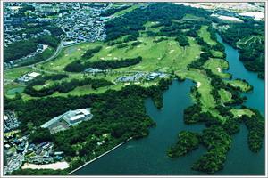 福岡県・瀬板の森北九州ゴルフコース