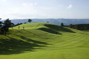 熊本県・くまもと阿蘇カントリークラブ湯の谷コース