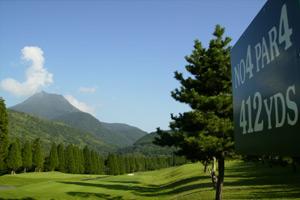 大分県・城島高原ゴルフクラブ